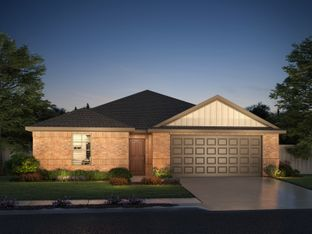 The Greenville - Cibolo Hills: Fort Worth, Texas - Meritage Homes