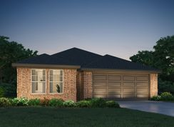 The Hughes (841) - Grand Trails: Richmond, Texas - Meritage Homes