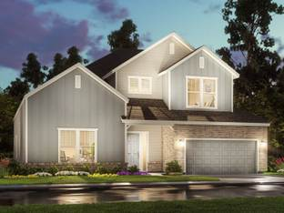 The Tribeca (S307) - Spring Brook Village - Executive Home Collection: Houston, Texas - Meritage Homes