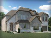 Frontier Estates by Meritage Homes in Dallas Texas