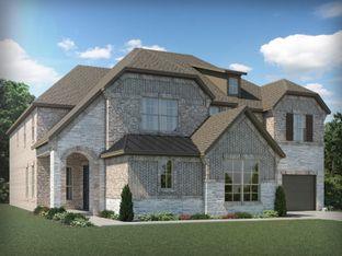 The Jasmine - Frontier Estates: Prosper, Texas - Meritage Homes