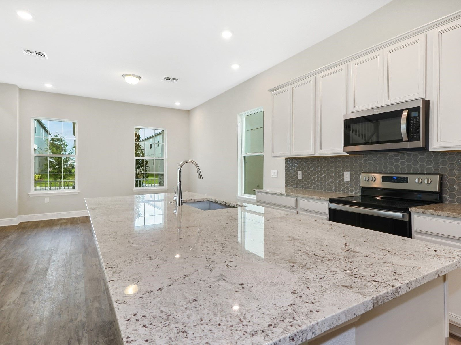 Kitchen featured in the Whitman II By Meritage Homes in Orlando, FL