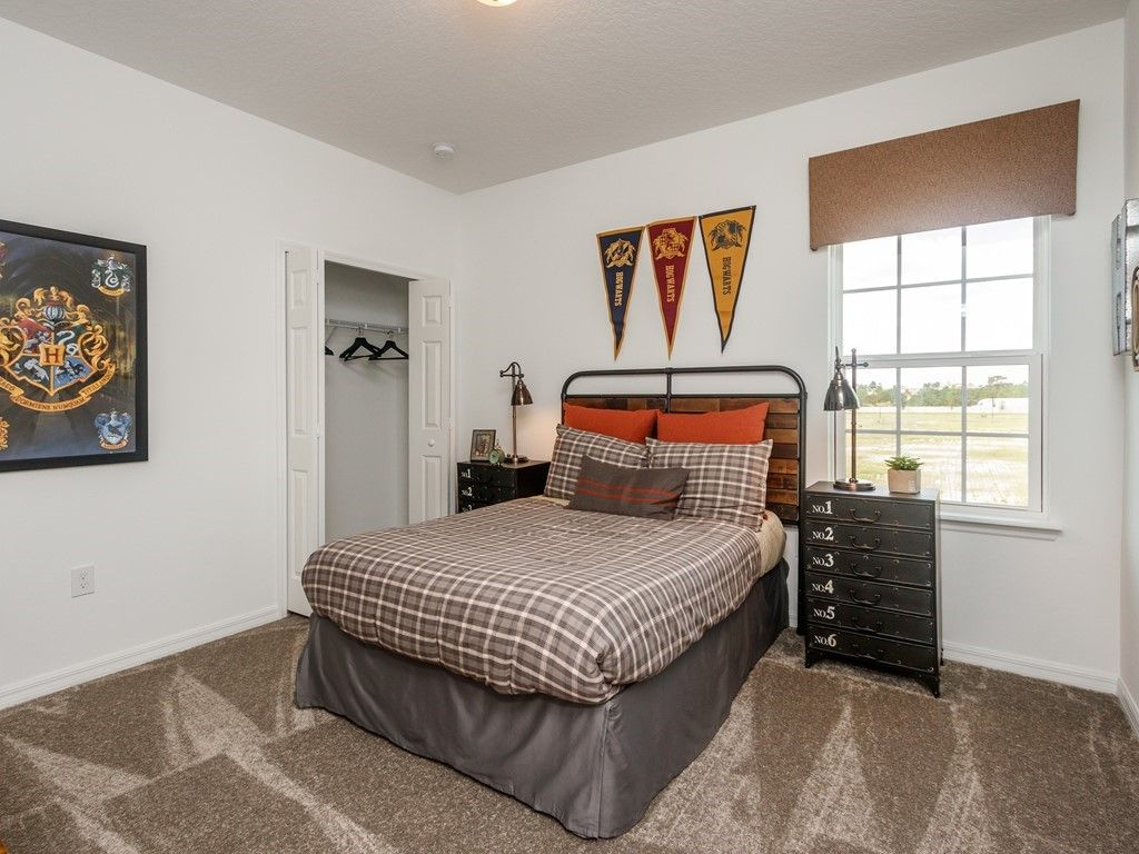 Bedroom featured in the Tennyson By Meritage Homes in Daytona Beach, FL