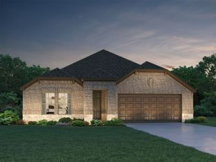 The Oleander (C401) - Riverstone Ranch - The Manor - Classic: Pearland, Texas - Meritage Homes