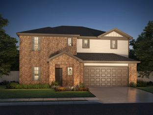 The Hampton - Cibolo Hills: Fort Worth, Texas - Meritage Homes