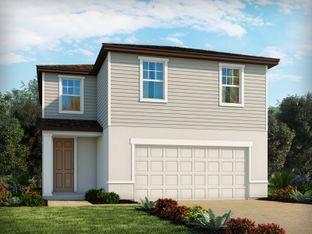 Rainier - Tuscan Meadows: Davenport, Florida - Meritage Homes