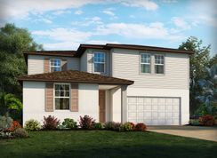 Primrose - Vistamar Villages: Davenport, Florida - Meritage Homes