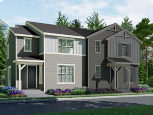 The Palisade - Village at Southgate: The Town Collection: Brighton, Colorado - Meritage Homes