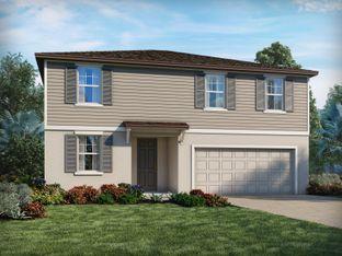 Marigold - Vistamar Villages: Davenport, Florida - Meritage Homes