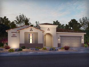Painted Rock - Villages at Silverhawke: Oro Valley, Arizona - Meritage Homes