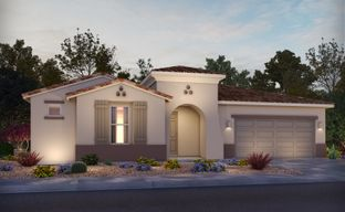 Villages at Silverhawke by Meritage Homes in Tucson Arizona