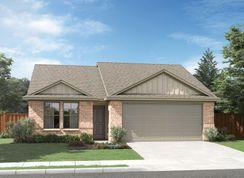 The Allen - DeBerry Reserve: Royse City, Texas - Meritage Homes