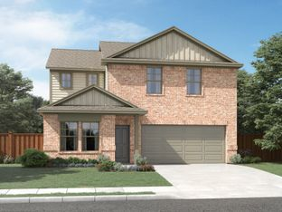 The Winedale - Cibolo Hills: Fort Worth, Texas - Meritage Homes