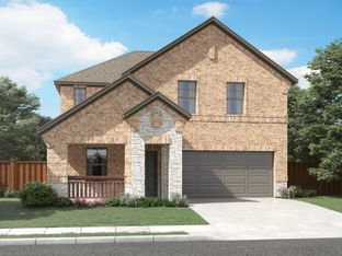The Winedale - Frost Farm: Royse City, Texas - Meritage Homes