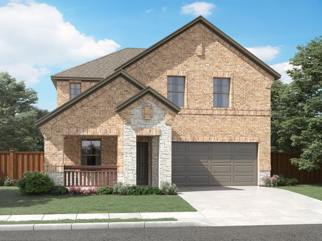 5560 Cypress Willow Bend (The Winedale)