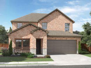 The Matador - Parkside Village: Royse City, Texas - Meritage Homes