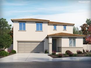 Residence 3 - Pomelo: Riverside, California - Meritage Homes
