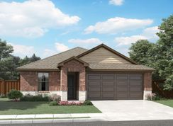 The Callaghan - Parkside Village: Royse City, Texas - Meritage Homes