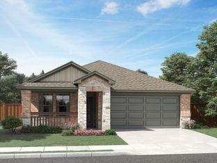 The Callaghan - Western Ridge: Fort Worth, Texas - Meritage Homes