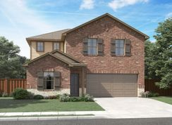 The Winedale - DeBerry Reserve: Royse City, Texas - Meritage Homes