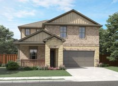 The Winedale - Chapin Village: Fort Worth, Texas - Meritage Homes