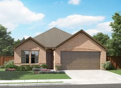 The Allen - Parkside Village: Royse City, Texas - Meritage Homes