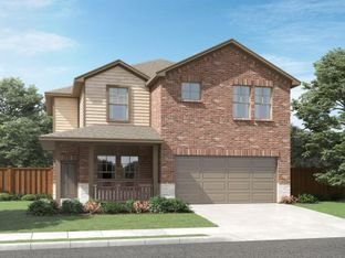 The Channing - Parkside Village: Royse City, Texas - Meritage Homes