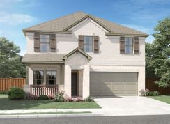 The McCoy - Parkside Village: Royse City, Texas - Meritage Homes