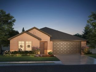 The Fitzhugh - Cibolo Hills: Fort Worth, Texas - Meritage Homes