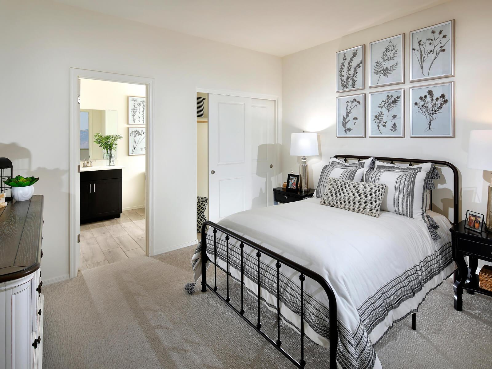 Bedroom featured in the Verde By Meritage Homes in Tucson, AZ