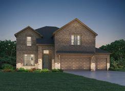 The Cedar (4012) - Reserve of Champion Estates: Mont Belvieu, Texas - Meritage Homes