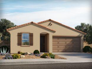 Eden - La Estancia - Arcadia: Tucson, Arizona - Meritage Homes