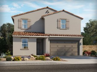 Paradise - La Estancia - Arcadia: Tucson, Arizona - Meritage Homes