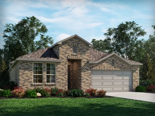 The Holly (4004) - Messina: San Antonio, Texas - Meritage Homes