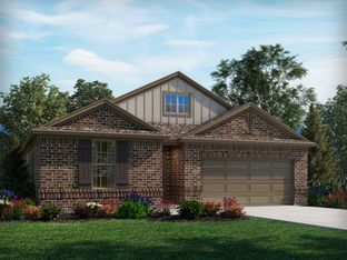 The Magnolia (4027) - Messina: San Antonio, Texas - Meritage Homes