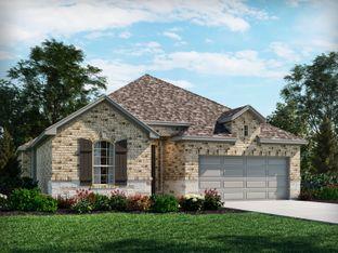 The Mulberry (4001) - Messina: San Antonio, Texas - Meritage Homes