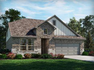 The Spruce (4019) - Messina: San Antonio, Texas - Meritage Homes