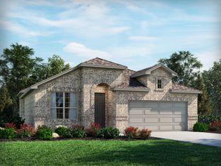 The Walnut (4002) - Messina: San Antonio, Texas - Meritage Homes