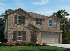 The Spanish Oak (4014) - Messina: San Antonio, Texas - Meritage Homes
