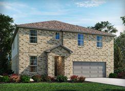 The Pine (4007) - Messina: San Antonio, Texas - Meritage Homes