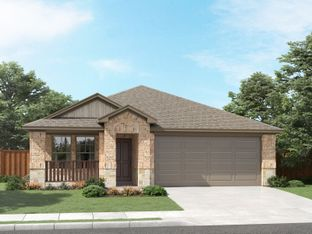 The Braman - Chapin Village: Fort Worth, Texas - Meritage Homes