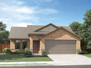 The Braman - Cibolo Hills: Fort Worth, Texas - Meritage Homes