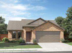 The Braman - Western Ridge: Fort Worth, Texas - Meritage Homes