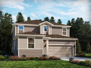 The Snowberry - Sunstone Village at Terrain: Castle Rock, Colorado - Meritage Homes