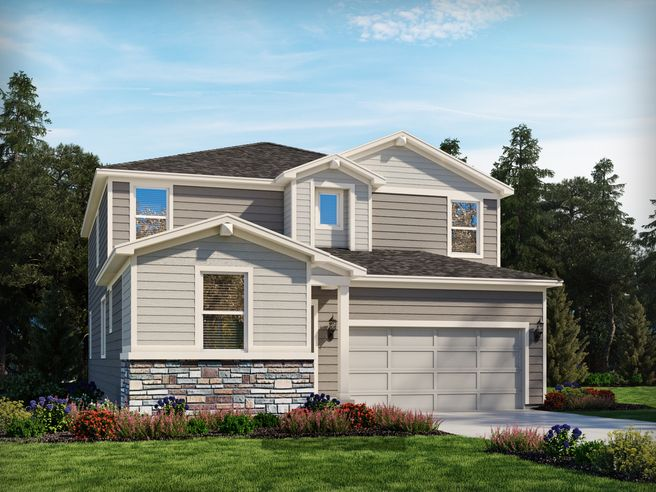628 Silver Rock Trail (The Snowberry)