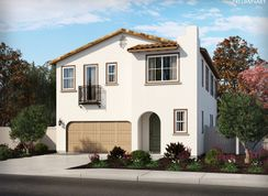 Residence 2 - Arroyo Vista: Vista, California - Meritage Homes