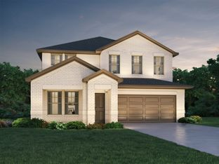 The Reynolds (890) - Katy Pointe: Katy, Texas - Meritage Homes