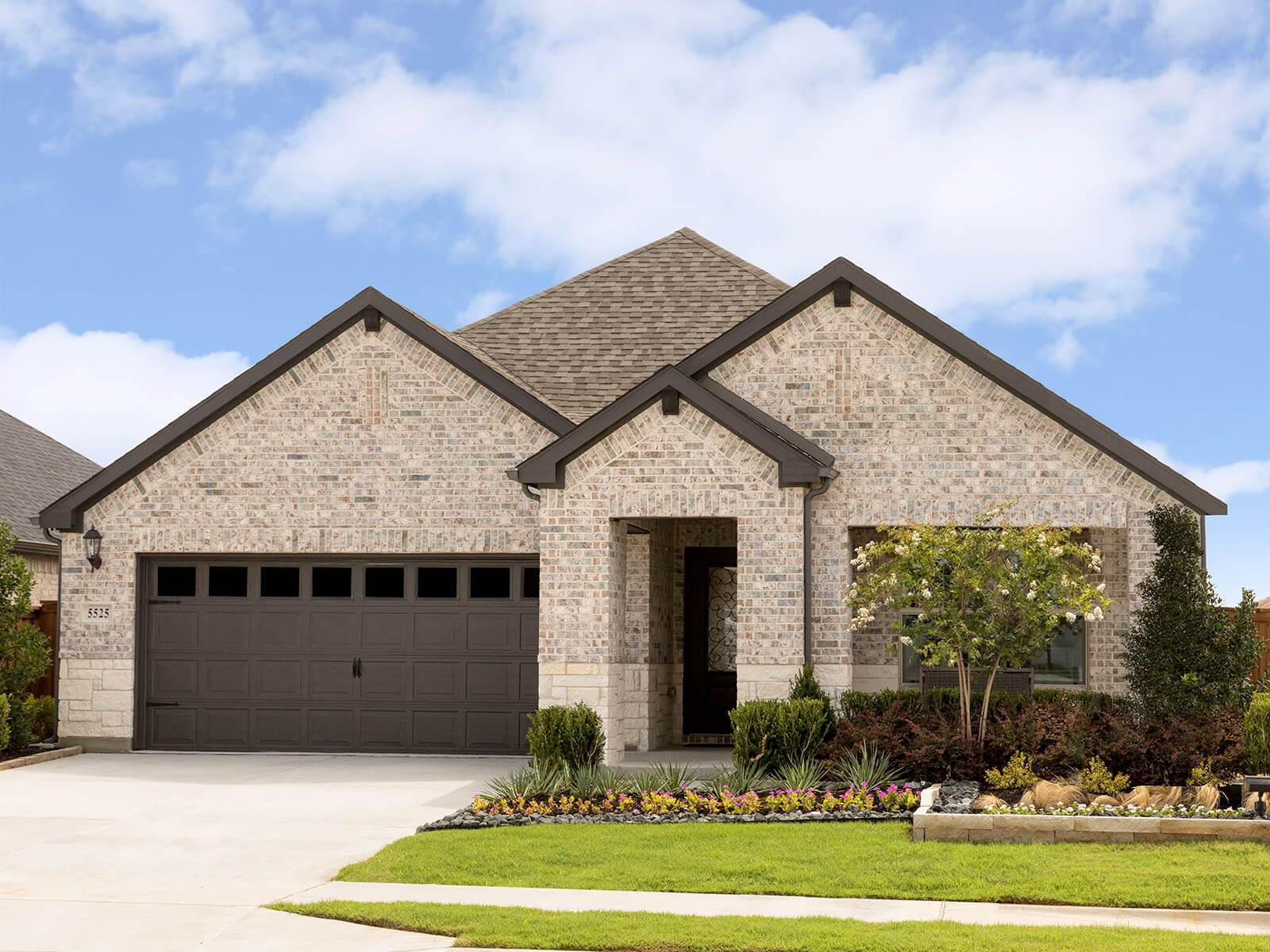 Exterior featured in The Preston By Meritage Homes in Dallas, TX