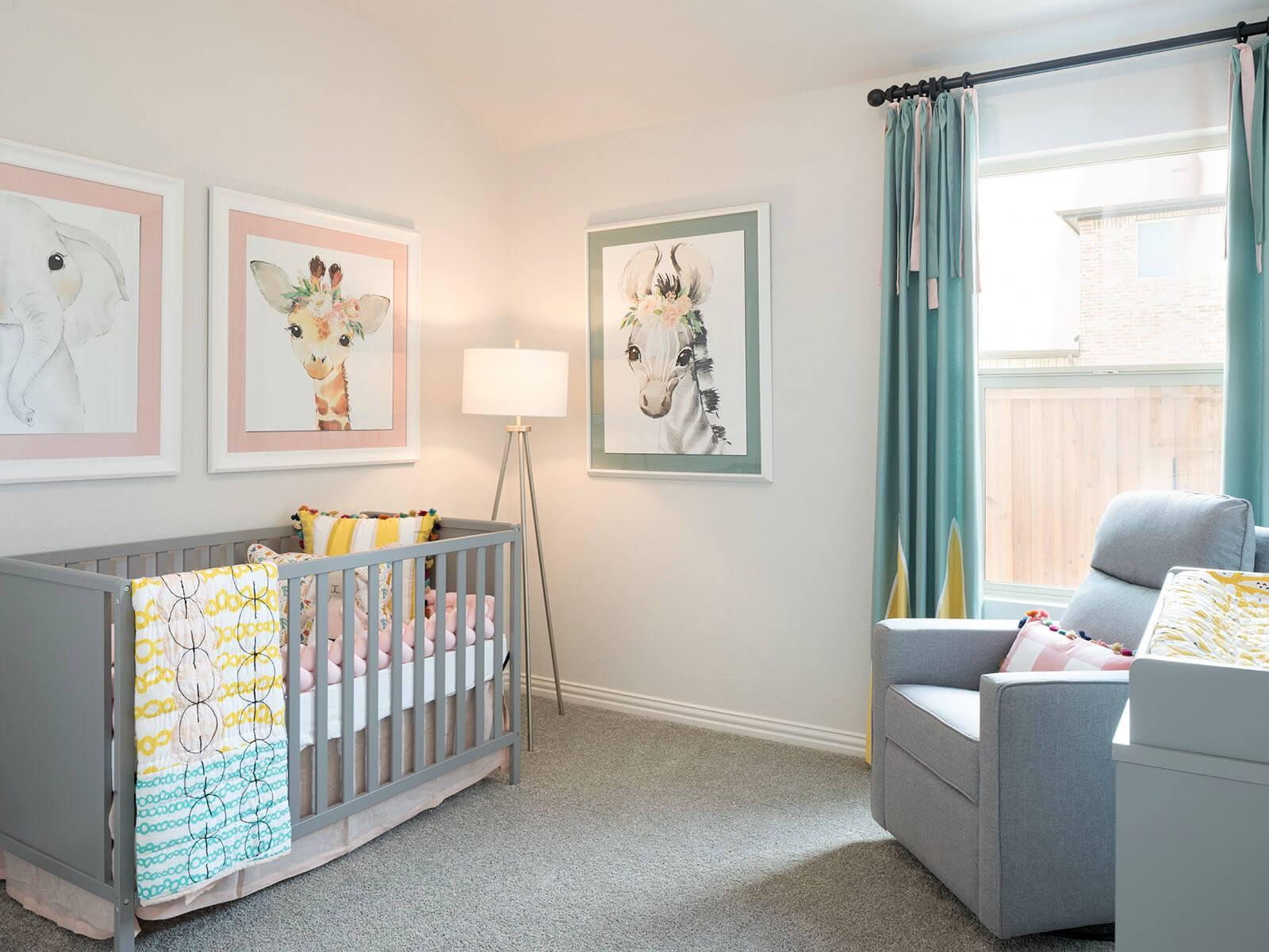 Bedroom featured in The Preston By Meritage Homes in Dallas, TX