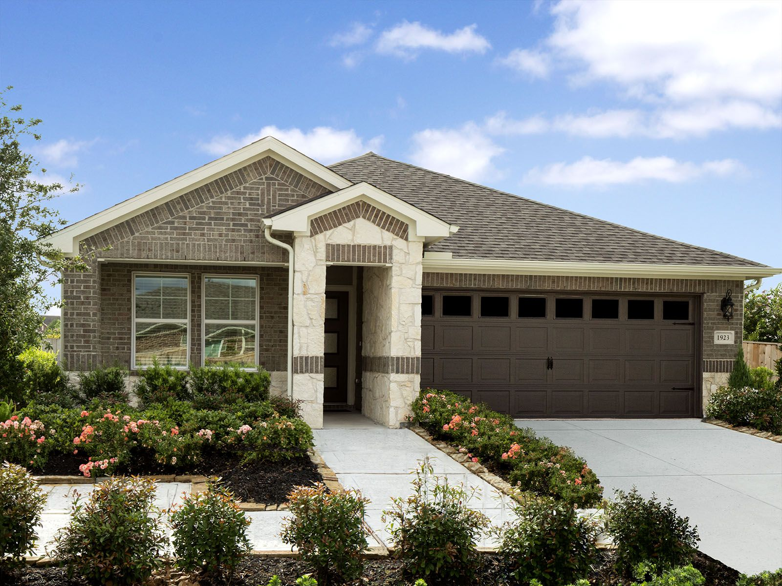 'Riverstone Ranch - Premier' by Meritage Homes: Houston, TX in Houston